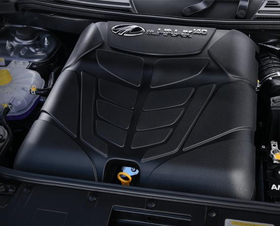 Motor mHawk turbo diesel