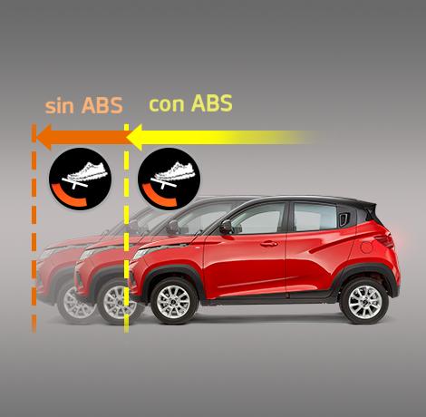 ABS (sistema anti bloqueo de frenos)