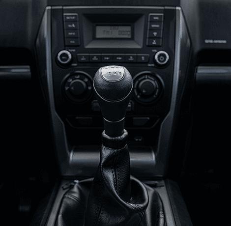 Transmisión de 6 velocidades