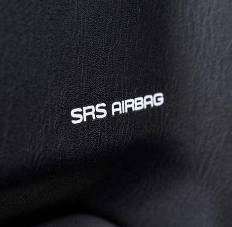Airbags conductor y copiloto