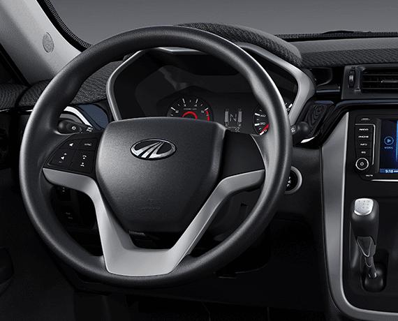 Controles de radio al volante