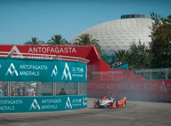 Mahindra Formula E 2019